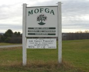 MOFGA Sign (2006)