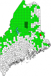 Location Map for Topsfield