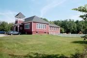 Restored Pejepscot Schoolhouse (2002)