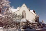 """First Parish Church (2002) N43° 54' 38.8"""" W69° 57' 47.6"""""""
