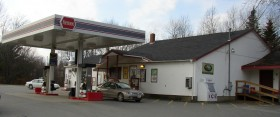Gas Station and General Store (2010)