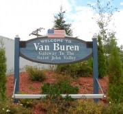 Sign: Welcome to Van Buren (2003)