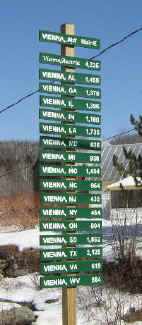 Vienna maine an encyclopedia for What time is it in maine right now