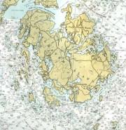 Chart of Vinalhaven and Surrounding Islands (NOAA 13305)