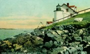 Brown's Head Light, Postcard c. 1908