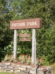 Sign: Payson Park (2003)