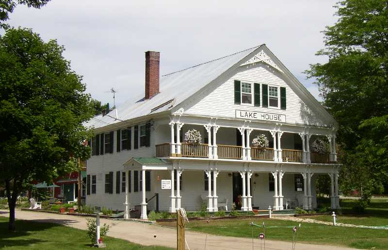 Restaurants Near Waterford Maine
