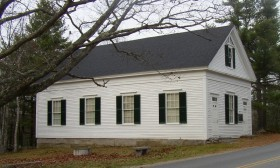 Community Church on Route 144 (2004)