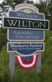 Sign: Welcome to Wilton (2003)