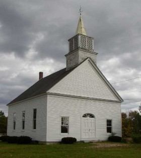 Meetinghouse on Route 302 (2003)