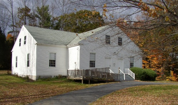 Friends Meeting House on Route 4 (2003)