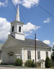Church in the Historic District (2003)