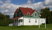 Lagerstrom House, home of the Woodland Historical Society (2003)