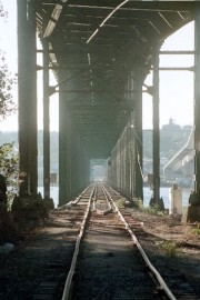 Bath-Woolwich Railroad Bridge (2002)