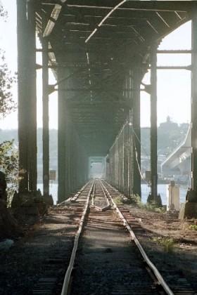 Bath-Woolwich Railroad Bridge (2002)