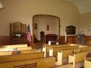 Nequasset Congregational Church Interior (2003)