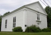 Nequasset Congregational Church (2003)