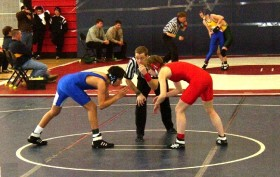 High School Wrestling Match (2003)