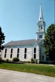 First Parish Congregational Church, 135 Main Street (2002)