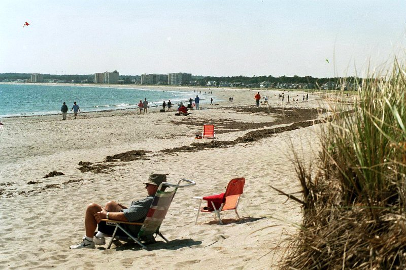Pine Point Beach In Scarborough 2002 Economy Cur Issues Maine An Encyclopedia