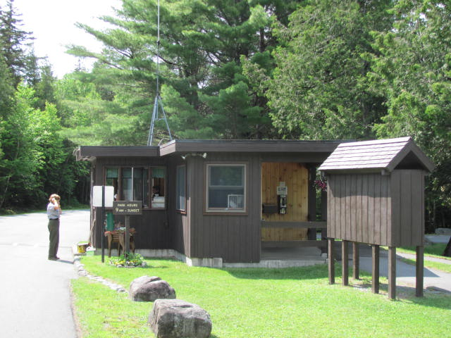 Lily Bay State Park and Campground   Maine: An Encyclopedia Lilly Bay State Park on