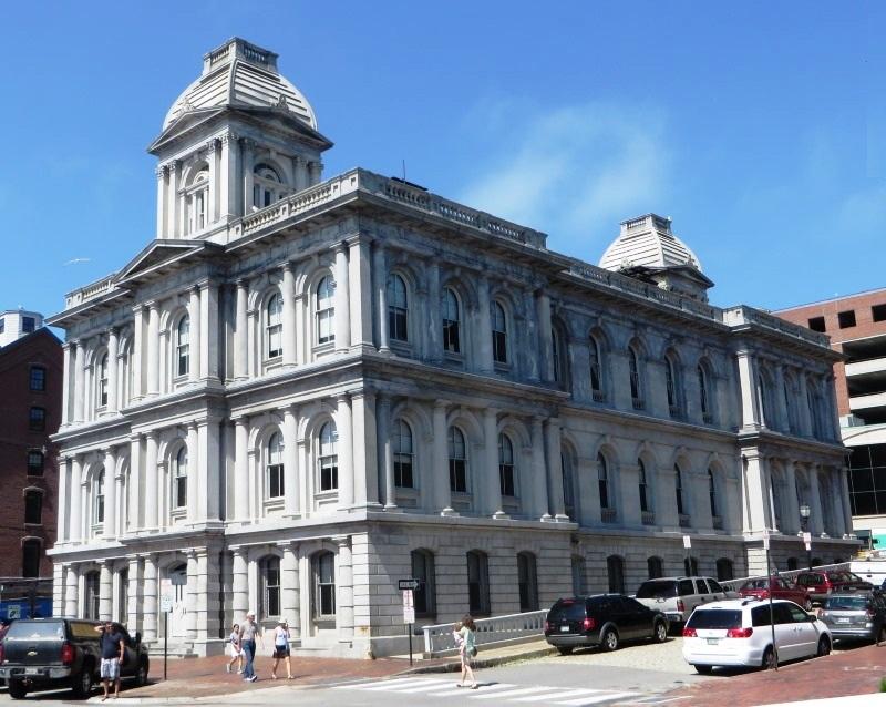 Portland Historic Register Maine An