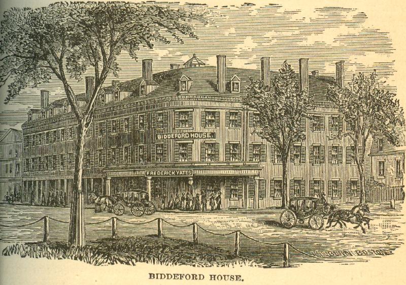 Biddeford Maine An Encyclopedia