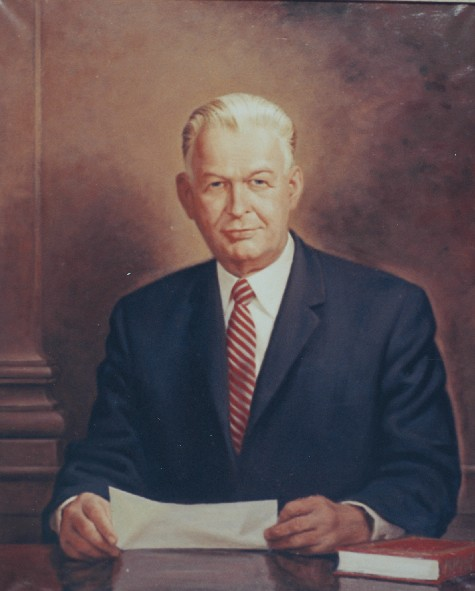 Clinton A Clauson Courtesy Of Maine State Museum