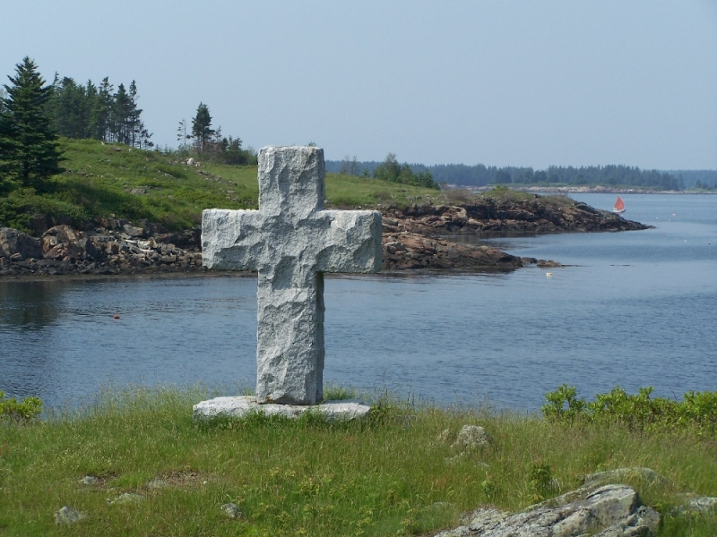 Image result for georges harbor cross maine