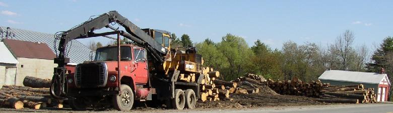 Lumber Industry | Maine: An Encyclopedia